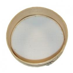 Sito sitko drewniane do mąki rzeszoto 17 cm KOL