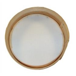 Sito sitko drewniane do mąki rzeszoto 26 cm KOL
