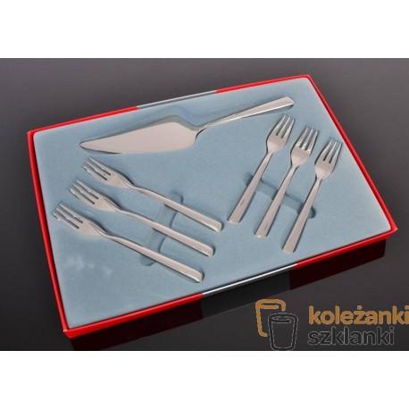 Gerlach Flames NK 03  - zestaw do ciasta 7szt., połysk