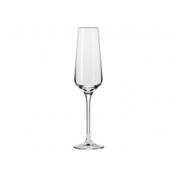 Kpl. kieliszków do szampana 180 ml (6 szt) Krosno - Sensei Obsession 9917