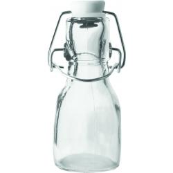 Butelka szklana hermetyczna okrągła 70 ml na kapsel
