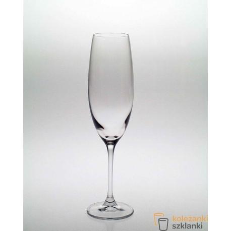 Kieliszki do szampana KROSNO Sensei Casual 200 ml - 6 szt