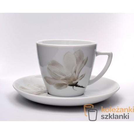 Filiżanka ze spodkiem 0,35 L Beata/Dorota 6474 Lubiana - Magnolia