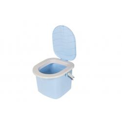 Wiadro toaleta dziecięca 15,5 l 1305 BRANQ