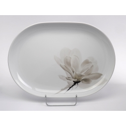 Półmisek owalny Magnolia 6474 Lubiana Boss 36 cm