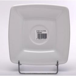 Spodek biały 000e Lubiana Victoria 14,5 cm (2713)