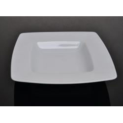 Talerz głęboki biały 000e Lubiana Victoria 23 cm (2720)