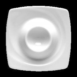 Spodek do jajek biały 000e Lubiana Celebration 12 cm