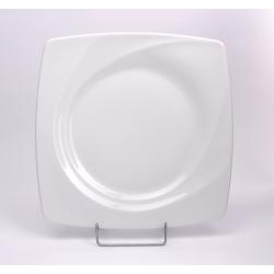 Talerz płytki biały 000e Lubiana Celebration 27,5 cm