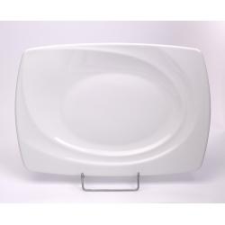 Półmisek biały 000e Lubiana Celebration 32 cm