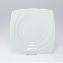 Spodek biały 000e Lubiana Celebration 16,5 cm