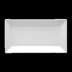 Półmisek biały 000e Lubiana Classic 33 cm / 18 cm (2560)