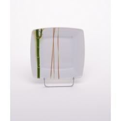 Talerz płytki deserowy Bambus 3394 Lubiana Victoria 17 cm