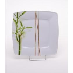 Talerz płytki Bambus 3394 Lubiana Victoria 26 cm