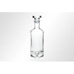 Karafka butelka z płaskim korkiem 09-149/1 EDWANEX