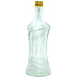 Butelka na nalewki z zakrętką B4 500 ml KOKO