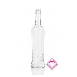 Butelka na nalewki z korkiem B6 KOKO 500 ml KŁOS