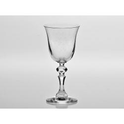 Kieliszki do wina czerwonego 220 ml KROSNO PRESTIGE KRISTA DECO 8788 – 6 szt.