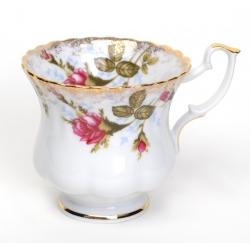 Filiżanka do kawy 0,22 ml Iwona B013 Róża Chodzież