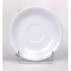 Spodek biały LOLITA 15 cm Porcelana Bogucice