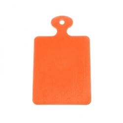 Deska plastikowa mała z rączką 16 cm x 28 cm