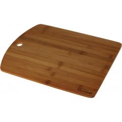 Deska bambusowa mała 24 cm * 14 cm * 0,8 cm A36 07704