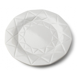 Adel Grey talerz deserowy 19,5 cm