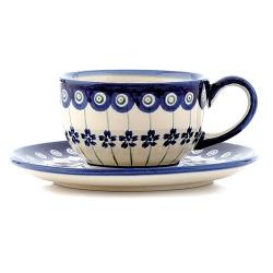 Filiżanka 240ml Ceramika BOLESŁAWIEC 166A GU-883 (883.166A)