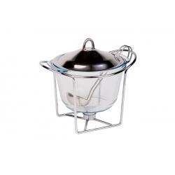 Naczynie 4,1 l. waza do zupy na podgrzewaczu KINGHoff KH-4092