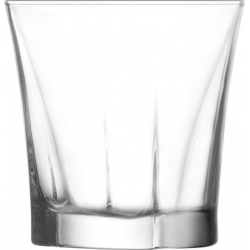 Szklanki niskie TRUVA 280 ml 6 szt LAV
