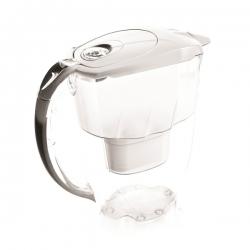 Aquaphor dzbanek Jasper 2,8 l. biały z licznikiem + wkład z magnezem B100-25 + herbata + przepisy