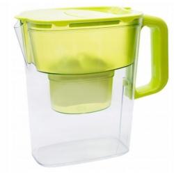 Aquaphor dzbanek Kompakt 2,4 l. limonkowy + wkład B100-25