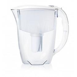 Aquaphor dzbanek Ideal 2,8 l. biały z licznikiem + 3 wkłady B100-15
