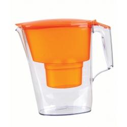 Aquaphor dzbanek Time 2,5 l. pomarańczowy + wkład B100-25