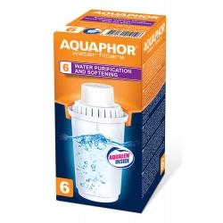 Aquaphor wkład B100-6 do dzbanków filtrujących do twardej wody