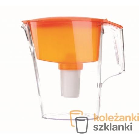 Aquaphor dzbanek Standard 2,5 l. pomarańczowy + wkład B100-15