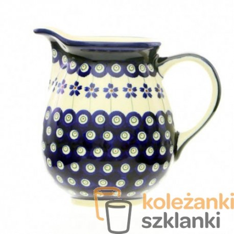 Dzbanek 0,85 l Ceramika BOLESŁAWIEC 166A GU-951