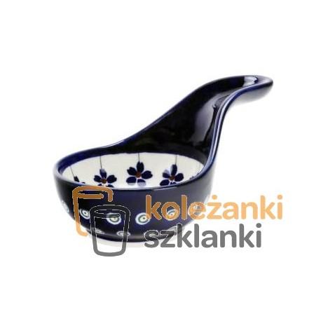 Talerz głęboki ceramiczny 166A GU-1002 BOLESŁAWIEC 22 cm