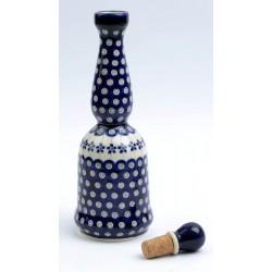 Butelka BOLESŁAWIEC 166A GU-1222 plus korek GU-1818