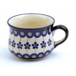 Filiżanka 240ml Ceramika BOLESŁAWIEC 166A GU-1802 (bez spodka)