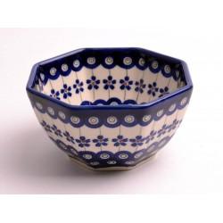 Miska ceramiczna GU-1960A DEK.166a BOLESŁAWIEC