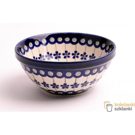 Miska ceramiczna GU-848 DEK.166a BOLESŁAWIEC 0,4 L