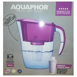 Aquaphor dzbanek Dalia 2,5 l. fuksjowy + wkład B100-5