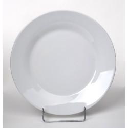 talerz płytki 24cm  biały koko