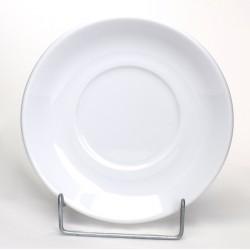 Lubiana Kaszub/Hel 000e spodek biały 16cm (615) (do bulion.32 i filiż.25)