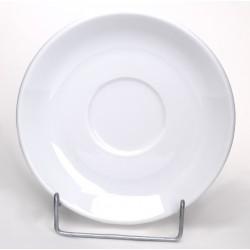 Lubiana Kaszub/Hel 000e spodek biały 16cm (215) (do bulionówki 30)