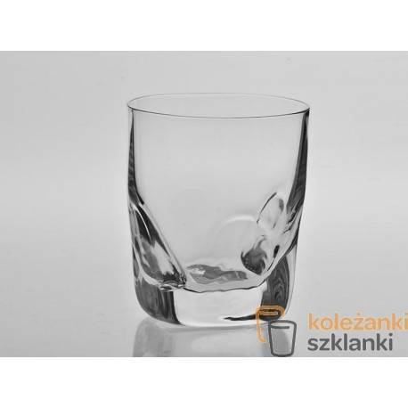 Szklanki do whisky 260 ml KROSNO QUADRA 5244