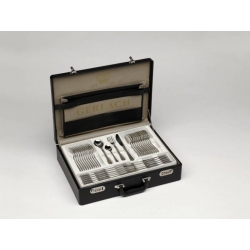 Gerlach Antica NK 04 - zestaw walizka 68szt. dla 12 osób, połysk