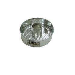 Tortownica 22 cm z tuleją DOM-MET