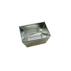 Blacha do ciasta prostokątna 15 *12 cm DOM-MET forma do pieczenia